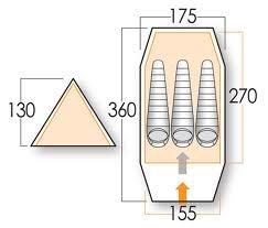 Force Ten MK4 Standard Tent - 2012 2