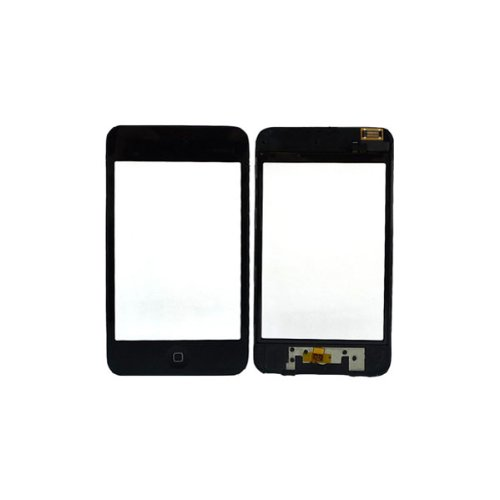 Kit touch screen vetro supporto e tasto home per Apple