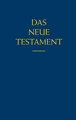 Bibelausgaben, Das Neue Testament