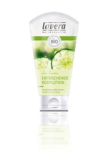 Lavera Rinfrescante Crema corpo verbena Bio e Limone, Set di 2 Pacco (2 x 150 ml)