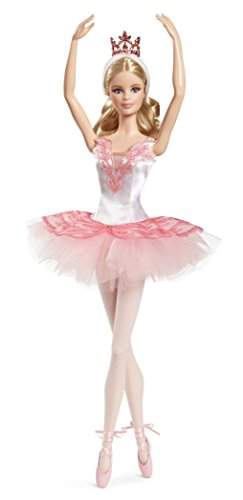 Barbie DGW35 - Bambola Ballet Wishes