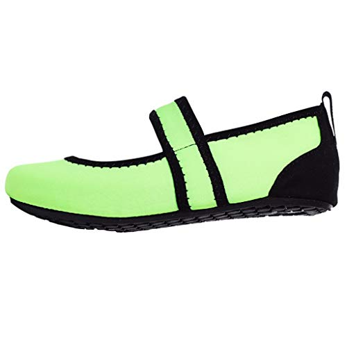 KERULA Mode Damen Freizeitschuhe, Strand Abnutzungs Swimmingpool Schuh BarfüßIgfischen Wasser Damenschuhe und Herrenschuhe Laufschuhe Elastische Sneakers -