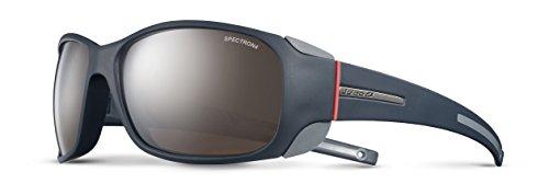 Julbo Monterosa - солнцезащитные очки, синего цвета - Bleu Foncé / Gris / Corail, размер One Size