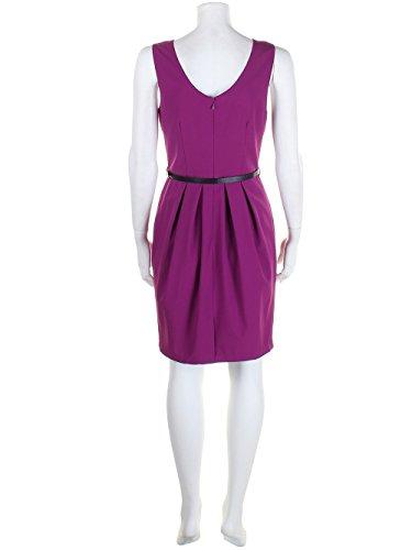 Darling - Robe - Crayon - Sans Manche - Femme Violet Violet Violet - Magenta (lila)