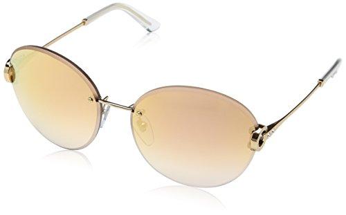 Bulgari Damen 0Bv6091B 20146F 61 Sonnenbrille, Gold Pink