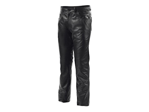 Gaucho Hose (IXS Gaucho III Damen Motorrad Lederhose, Größe 38)