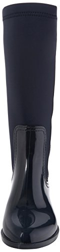 Tommy Hilfiger Damen O1285dette 13r Stiefel Blau (Midnight)