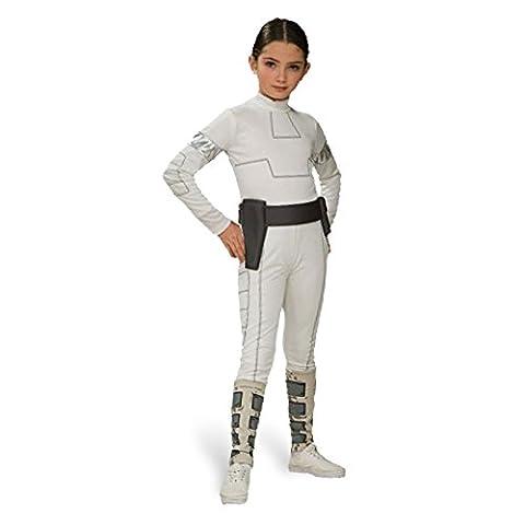 Padmé Amidala™ Kostüm für Kinder 3-4 Jahre (Wookie Jedi Kostüm)
