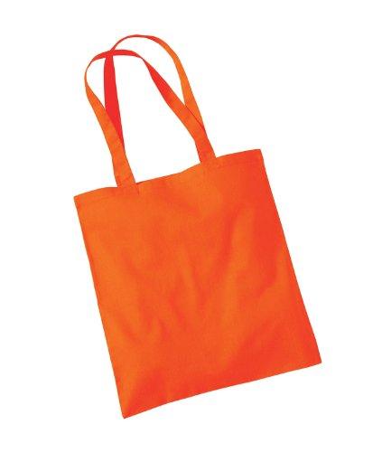 Westford Mill Womens adulti Promo Borsa a spalla Orange