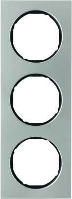 Hager 10132204 interruptor de luz Acero inoxidable - Interruptores de luz (Acero...