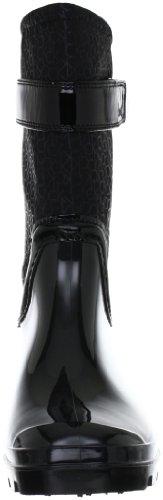 Calvin Klein Wavery, Bottes de pluie femme Noir (Bbk)