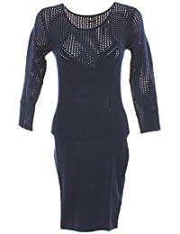 GUESS JEANS W62K26Z0XF0 Vestido Corto Mujer