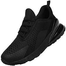 670e6cb8d SINOES Zapatillas Running Hombre Mujer Zapatillas Deportivas Hombre De  Cordones En Gimnasio Aire Libre Y Deporte