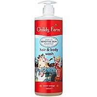 Childs Farm hair & body wash organic sweet orange 500ml