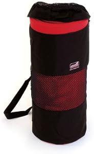 SISSEL bärväska för gymnastikmatta, svart