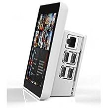 Raspberry Pi LCD Touchscreen Case [white]