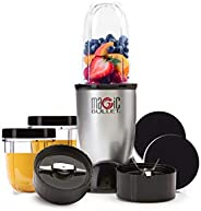 Magic Bullet 400 Watts, 11 Piece Set, Multi-Function High Speed Blender, Mixer System with Nutrient Extractor,