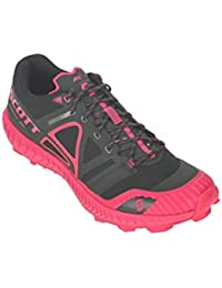 Scott Shoe W\s Supertrac RC - Zapatillas, Color Negro y Rosa,