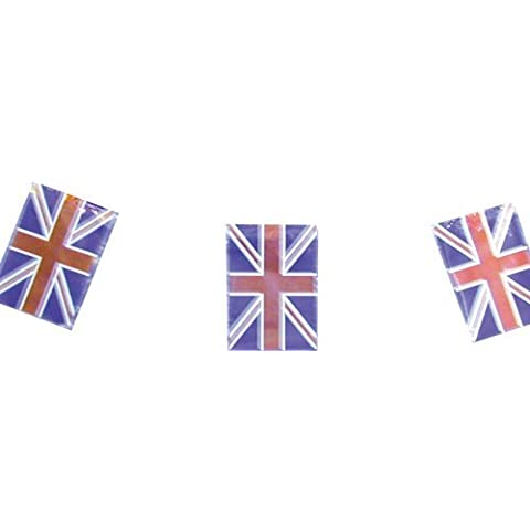 Bunting Union Jack (10m) by Pams