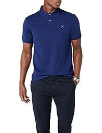 7e62ea23b38 Hackett London Men s Tailored Logo Polo Shirt