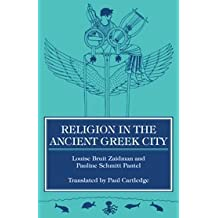 Religion in the Ancient Greek City by Louise Bruit Zaidman (1992-10-30)