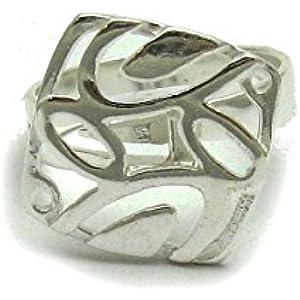 Sterling silber ring 925 Empress Einstellbare Größe