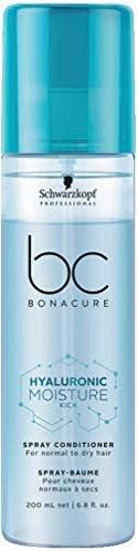 Schwarzkopf Professional Bc Moisture Kick Spray Hair Conditioner - 200 ml