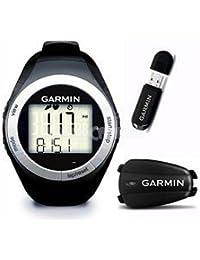 """Garmin Forerunner 50 SD - sport watches (22.9 x 17.8 mm (0.9 x 0.7""""), Black, CR2032, -15 - 70 °C)"""