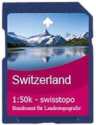 Satmap GPS System Karte 1:50000 Schweiz