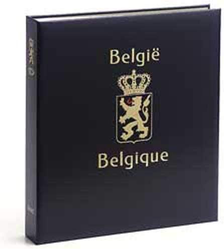 DAVO 2243 Luxe binder stamp album Belgium souvenir cartes | | | Sale Online  c679b4