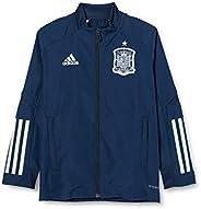 adidas Selección Española Temporada 2020/21 Chaqueta presentación Unisex niños