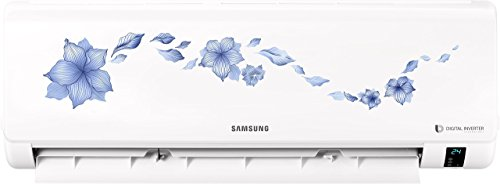 Samsung 1.5 Ton 3 Star Inverter Split AC (Copper Condensor, AR18NV3HFTR, White)