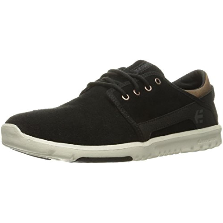 Etnies Scout, Chaussures de Skateboard Homme, Noir - - B0199UNIRI - Noir 415882
