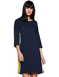 Miss Olive Women's Shift Knee-Long Dress