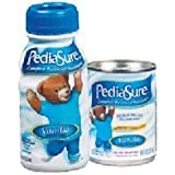 Pediasure Nutritional Drink Vanilla with Fiber 8 Oz