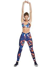 Amazon.it  Desigual - Leggings   Donna  Abbigliamento a9893cff216f