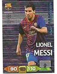 Champions League Adrenalyn 2011/2012 Lionel Messi Top Master Barcelona 11/12