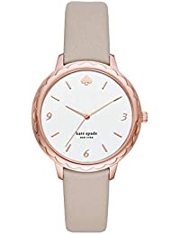 Kate Spade Analog White Dial Women's Watch-KSW1508