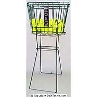 Hoag 100bola cesta con tapa, disponible en verde o plata por Hoag