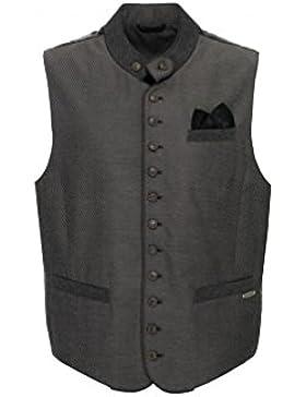 Michaelax-Fashion-Trade Spieth & Wensky Trachten Weste Herren Falkensee Batist/Paisley (290800-1166)