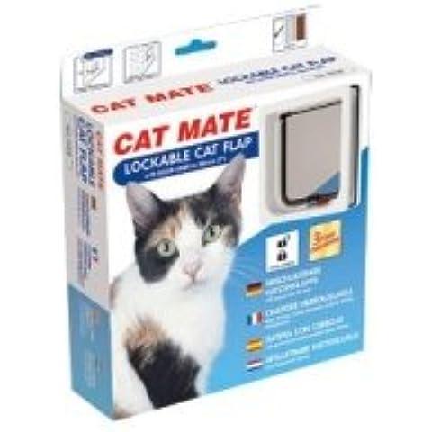 Cat Mate Pet Mate Gatto porta scorrevole