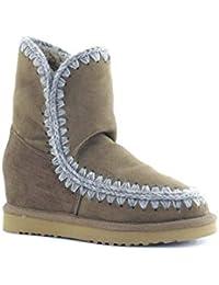 8de9cc416 Amazon.es  botas mou - Piel  Zapatos y complementos