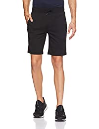 Jockey Men's Cotton Straight Fit Shorts with Zipper Pocket