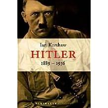 Hitler. 1889-1936 (en tapa dura) (Atalaya)