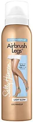 Sally Hansen Airbrush Legs, Leg Makeup, Light Glow, 4.4 Ounce