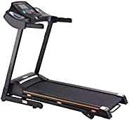 Treadmill Device slimming and fitness, 5050 (Black)