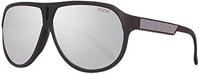 Guess GU6729-6402C Gafas de Sol, Black, 64 para Hombre