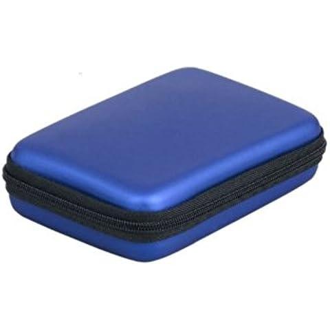 Zehui Portable Hard Disk Drive Shockproof Zipper Cubierta 2.5