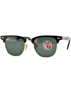 Ray-Ban Sonnenbrille CLUBMASTER ALUMINUM (RB 3507)