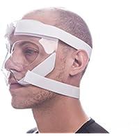 Caballero™ - deportes semi-personalizable Protector de nariz medra con empuñadura adicional/acolchado